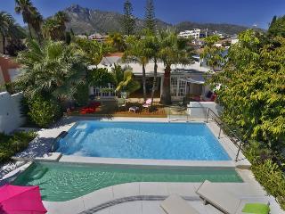 Stunning Contemporary Beach Side Villa, Wonderful sea and Mountain Views - Marbella vacation rentals