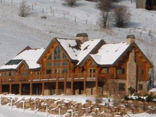 Luxury Log House with Snowbasin and Lake View - Huntsville vacation rentals