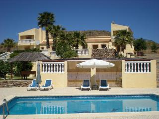 Secluded villa with private pool and mini golf - Huercal-Overa vacation rentals