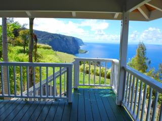 Breathtaking, Spectacular, Ocean Front..Cliffhouse - Kukuihaele vacation rentals