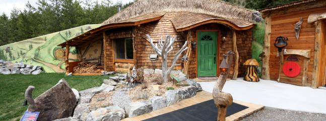 Hobbit House of Montana - The Shire of Montana - Trout Creek - rentals