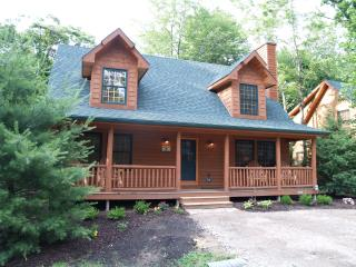 Cedar Creek Lodge Rustic Luxury Cabin w/ POOL - Saugatuck vacation rentals
