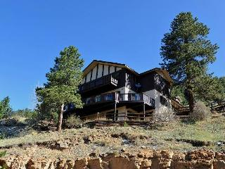 The Divine at Windcliff: Awesome Continental Divide Panoramic Views, Wildlife - Estes Park vacation rentals