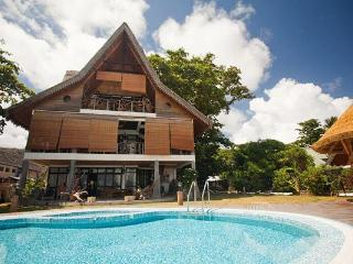 Luxury beachfront villa on La Digue, Seychelles - Seychelles vacation rentals