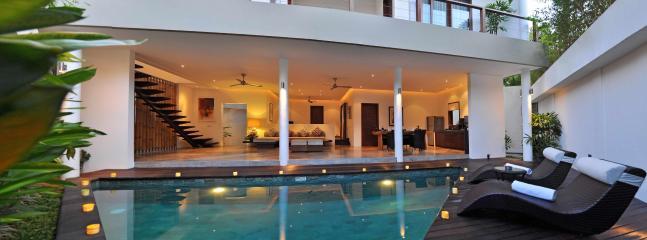 Luxury New Photo - 2 BR Villa La Sirena, 100m to SEMINYAK BEACH. - Seminyak - rentals