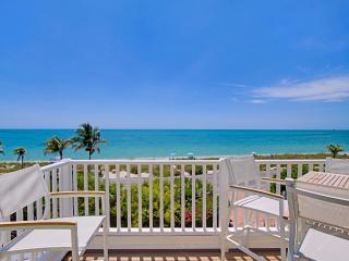 Luxury Beach Front Villa with Pool, Captiva Island - Captiva Island vacation rentals