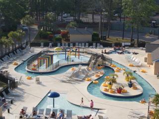Oceanview 2 Bedroom Condo with Balcony Bar at Myrtle Beach Resort - Myrtle Beach vacation rentals