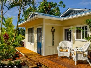 The Darrell Hill Cottage at Holualoa Inn - Holualoa vacation rentals