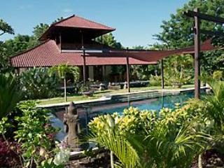 Frontside of the villa - Exclusive, Luxury Private Villa with Pool on Bali - Pemuteran - rentals