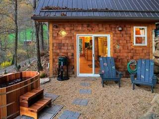 Meadow Branch Cottage at East Fork Farm - Hot Springs vacation rentals