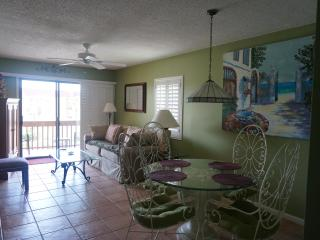 St. Augustine Beach-Ocean View Furnished 2B Condo - Saint Augustine Beach vacation rentals