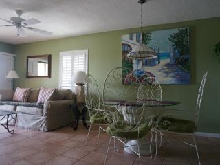 St. Augustine Beach-Ocean View Furnished 2B Condo - Saint Augustine Beach vacation rentals