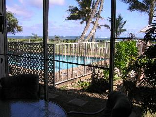 Secluded White Sandy Beach just 30 steps away - Hauula vacation rentals