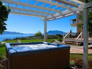 Luxurious 5 bd Lake front Home situated on Point - Lakeport vacation rentals