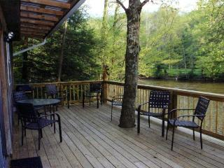 The Riverside Retreat - Elkins vacation rentals