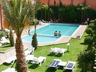 Colorful City Center Apartment w/ Pool Access... - Marrakech vacation rentals