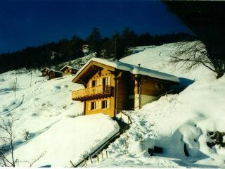 Ski-in-Ski-out Chalet 4 VALLEES -spectacular views - Valais vacation rentals