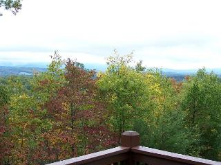 Sunset Ledge-Incredible Sunsets/HT and Fence-in for your pets! - Morganton vacation rentals