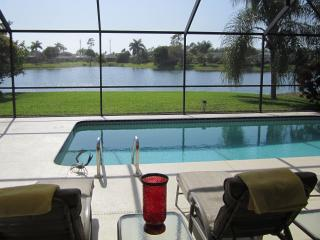 A Stunning Lake View with Sunny Pool/Lanai Modern Interior Meticulous Maintained - Naples vacation rentals