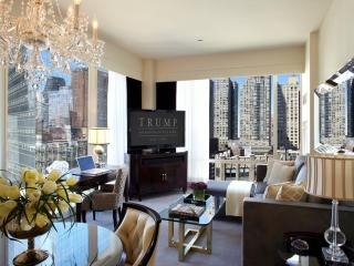 10% OFF! Luxury Apartment at the Trump Int'l Tower - Whitestone vacation rentals