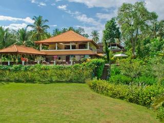 7 double bedroom private villa with pool and staff - Tabanan vacation rentals