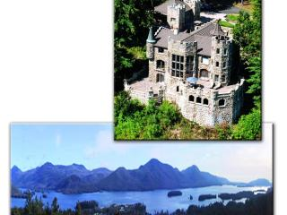 Highlands Castle - overlooking Lake George, NY - Bolton Landing vacation rentals
