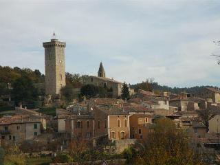 Medieval, Provencal 2 Bedroom Village House (Lavender Alps) - Rians vacation rentals