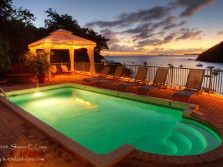 6 Bedroom Beachfront Villa St John Chocolate Hole - Cruz Bay vacation rentals