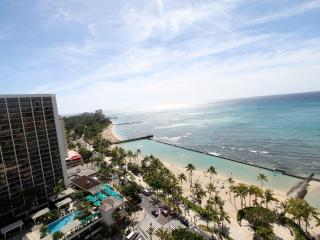 OCEAN VIEW Remodeled High-Floor Desirable Building - Honolulu vacation rentals