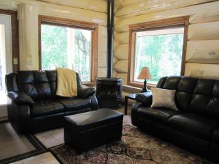 Talkeetna Majestic - Log Cabin, Downtown Area - Talkeetna vacation rentals