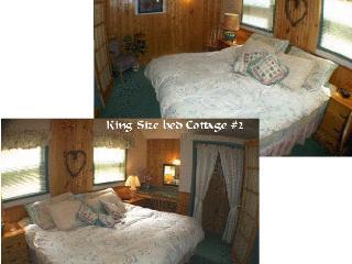 Romantic 1 bedroom Magnetawan Cottage with Deck - Magnetawan vacation rentals