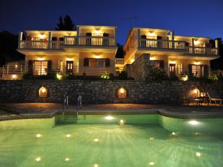 Villa Avgerini Paradise overlooking the Ionian sea - Gaios vacation rentals