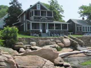 Charming Waterfront Beach Cottage-WOW! Sunsets - Guilford vacation rentals