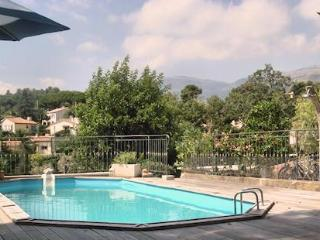 Vence, lumineux quiet Holiday Apt. with pool (1) - Vence vacation rentals
