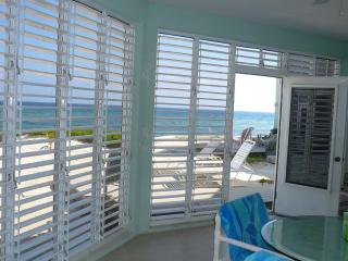 Beachfront ground floor condo rental The Laurelei - Rum Point vacation rentals