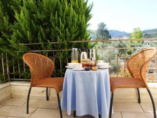 Harmony Hotel Apartments Maisonette KYVELI 2-5per - Longos vacation rentals