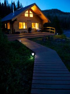 Tesla Lake Lodge- Wilderness Getaway - Burns Lake vacation rentals