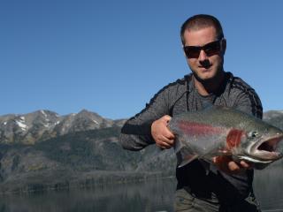 Tesla Lake Lodge- Wilderness Getaway - Burns Lake vacation rentals