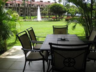 Ideally Located Kamaole Sands Ground Floor Condo - Kihei vacation rentals