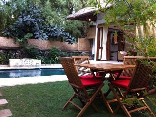 Jimbaran Beach Residence, private pool - BEACH 50m - Jimbaran vacation rentals