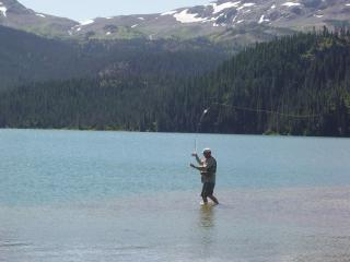 Coles Lake Lodge- Fly In-Remote Wilderness Getaway - Burns Lake vacation rentals