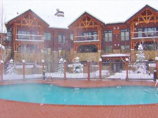1 Block from the Ski Area - Save on Lift tickets and ski/snowboard Rentals - Steamboat Springs vacation rentals