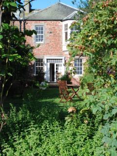 Garden Flat in Scottish Seaside Town - Dunbar vacation rentals