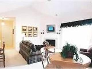 Living room of a three bedroom - The Shores at Mackinaw - Mackinaw City - rentals