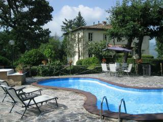 Villa Sofia - historic villa in Northern Tuscany - Barga vacation rentals