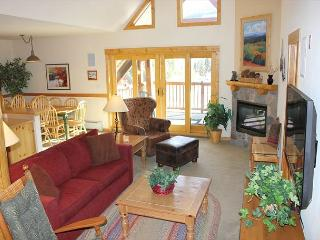 TF2663 Penthouse Condo w/Fireplace, Wifi, Walk to Lifts, Private Hot Tub - Keystone vacation rentals