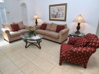 S5P161SA 5 Bedroom Cozy Pool Home with Modern Interiors - Disney vacation rentals