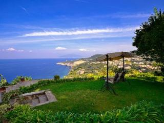 VILLA CAPRI - SORRENTO PENINSULA - Santa Maria Annunziata - Massa Lubrense vacation rentals
