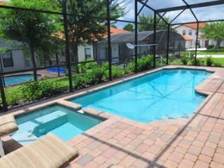 Luxury/6 miles to Disney/5BD/3.5BA/Pool/Spa/Wifi - Orlando vacation rentals