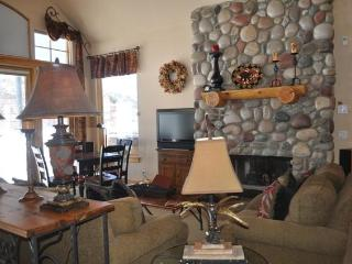 Masters 4 - 5 bedroom home - Copper Mountain vacation rentals